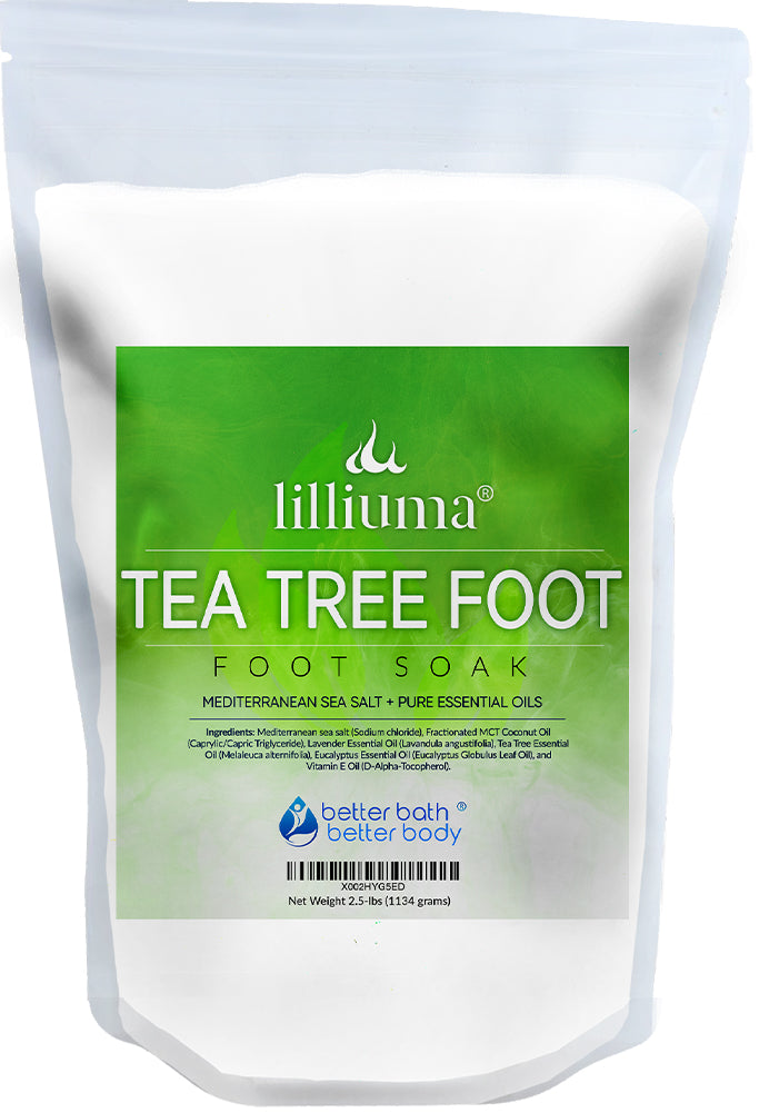 Lilliuma Tea Tree Foot Soak
