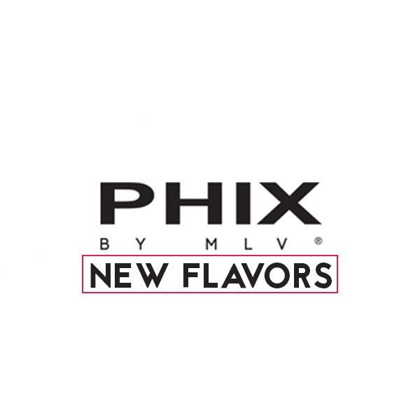 New Flavors PHIX Vapor Pods - Nolli Designs - Closed System Pod