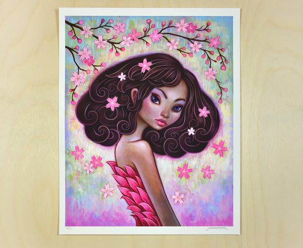 fast and easy hair styles flowers in hair limited edition print jeremiah 9016