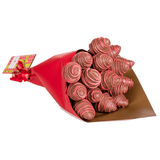 Milk Chocolate Berry Roses