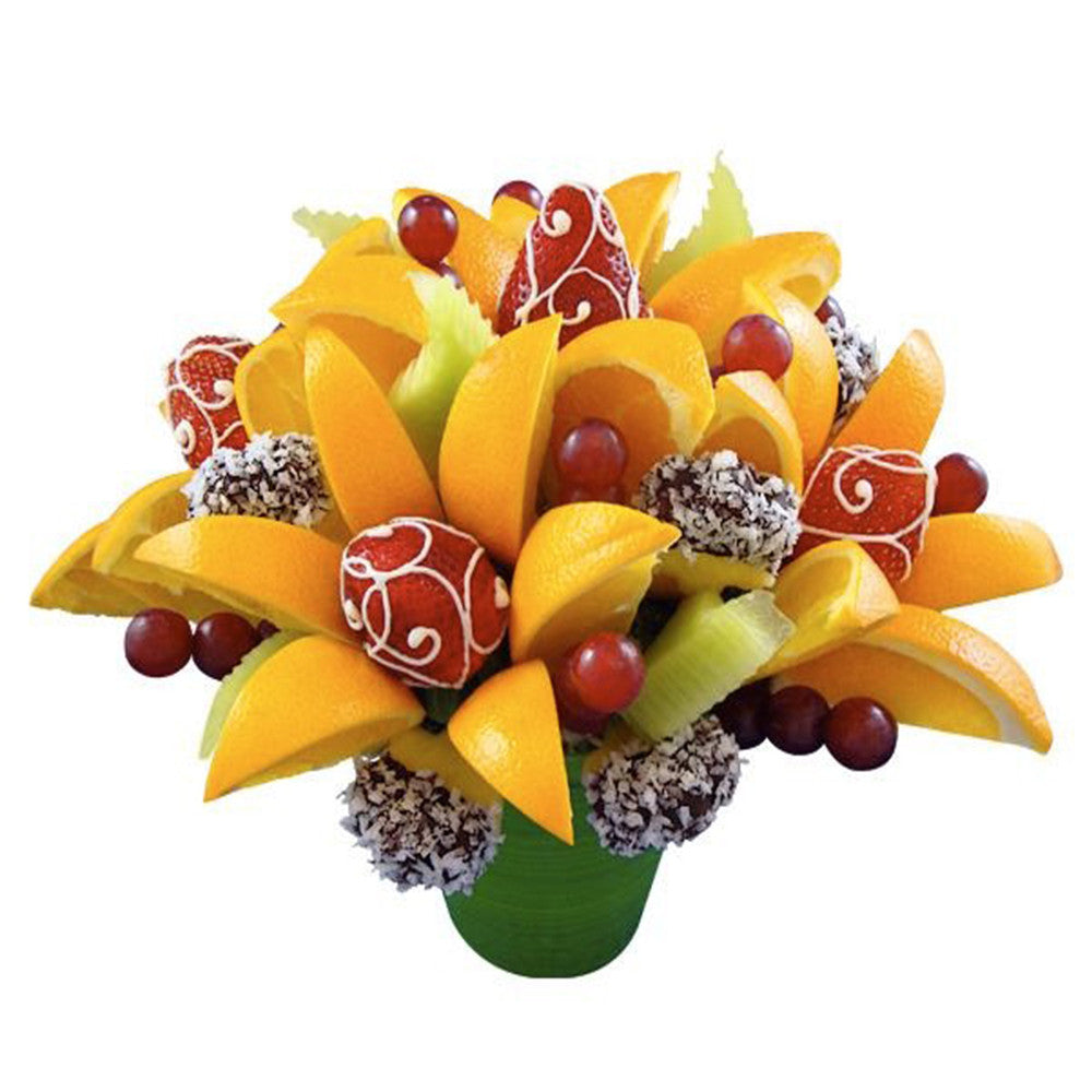 Edible Bouquets Re Imagine How You Eat Your Fruit