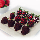 Congratulations Berry Gift Box - 12 pieces