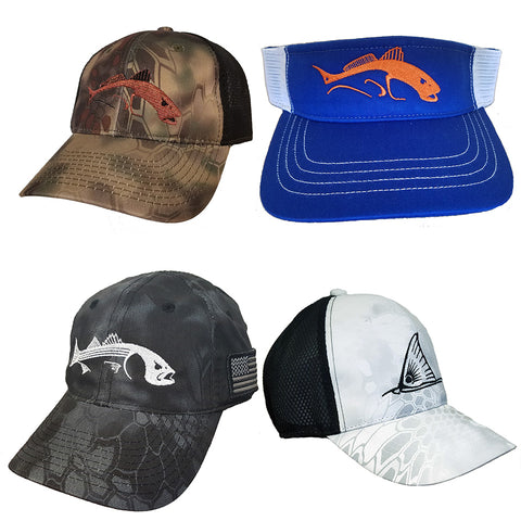 Fish Local? Shop Local! AWESOME new hats by Skiff Life