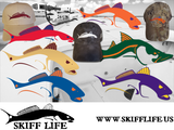 You've WON! FREE Decal with any Order! - Skiff Life