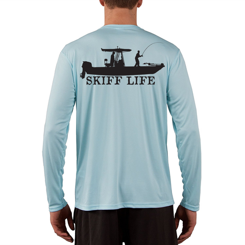 Striper Fishing Shirts by Artist Randy McGovern - Skiff Life