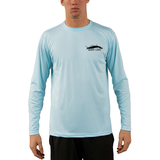 Jacksonville Fishing Poling Skiff Fishing Shirt - Skiff Life