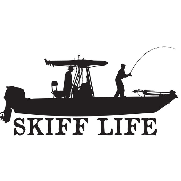 Console Skiff Car Decals Console Skiff Boat Stickers