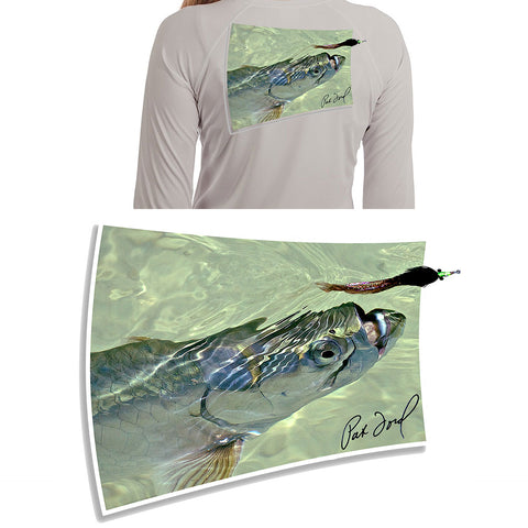 Women's Pat Ford Tarpon Fly Fishing Shirt