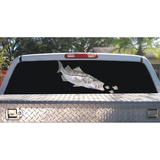 Skiff Life Snook & Pinfish Decal/Stickers with Randy McGovern Art - Skiff Life - We Fish Skinny Water! - 4
