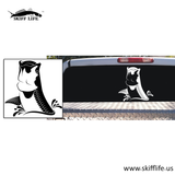Skiff Life Air Tarpon Vinyl Car Decal Stickers