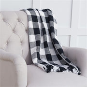 Plaid & Gingham Throws