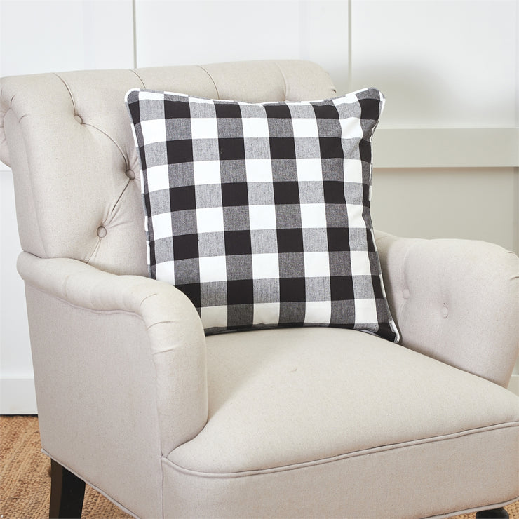 Gingham Pillow