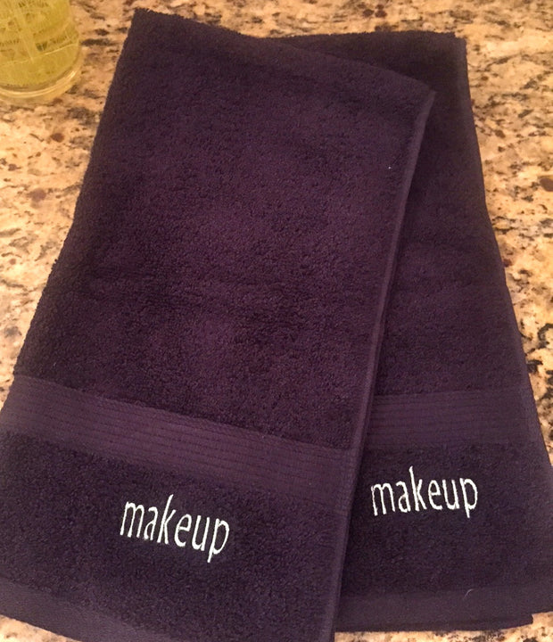 Makeup Hand Towel
