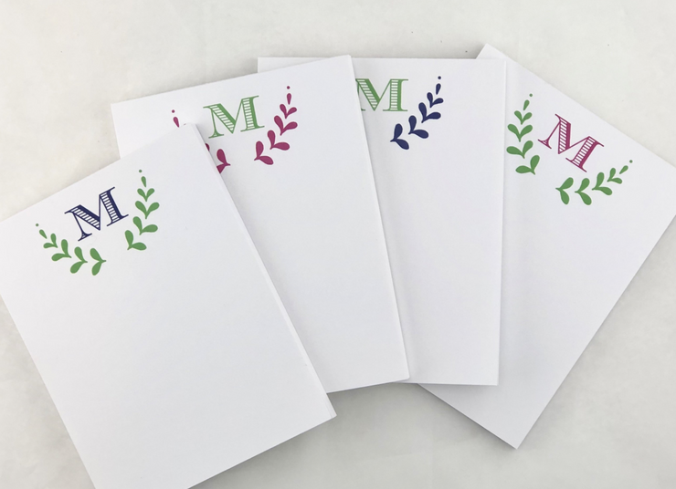 Holiday Notepads