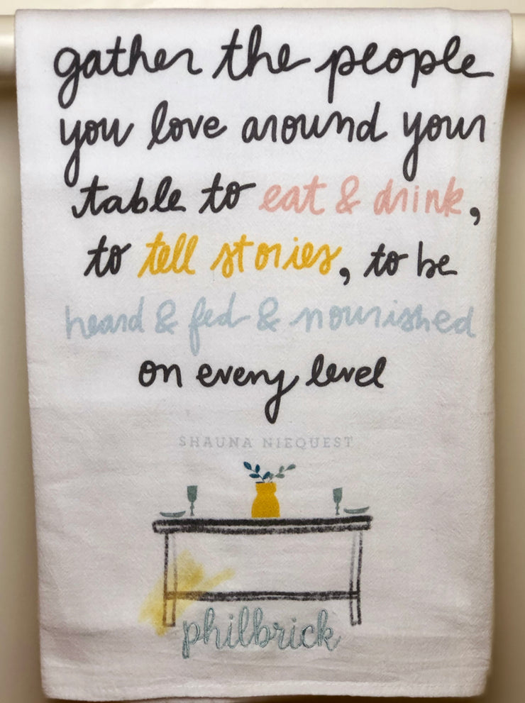 Flour Sack Dishtowels