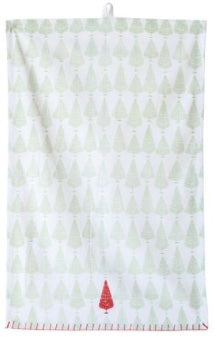 Christmas Tree Kitchen Towels