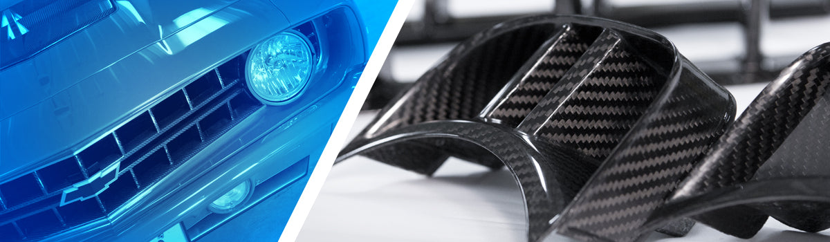 Carbon fiber production parts