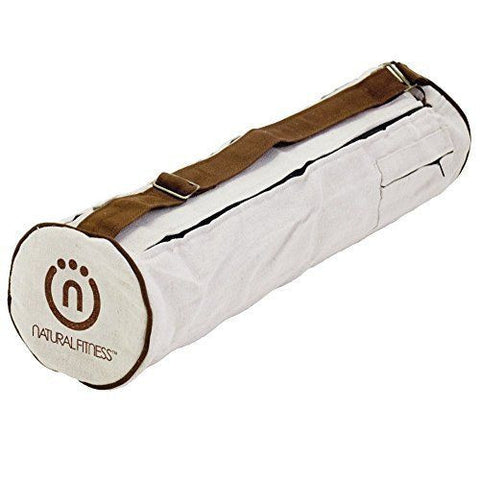 Natural Fitness Hemp Yoga Mat Bag