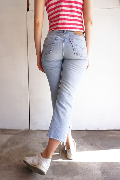 SALE Levi's 501 Jeans Medium Wash, Sz. 26 x 24