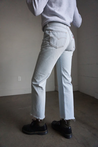 Levi's 501 Jeans Light Wash, Sz. 28 x 29