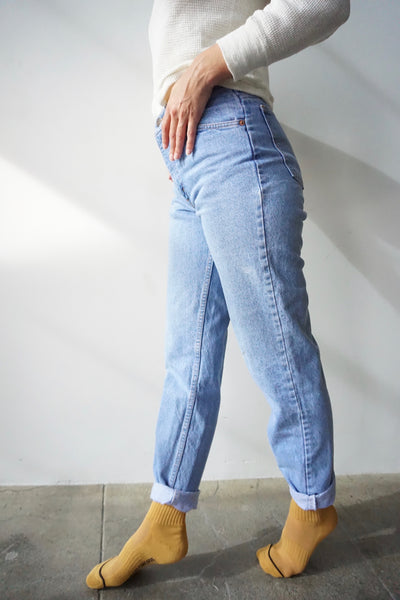 Levi's 550 Tapered Jeans Medium Wash, Sz. 27 x 30