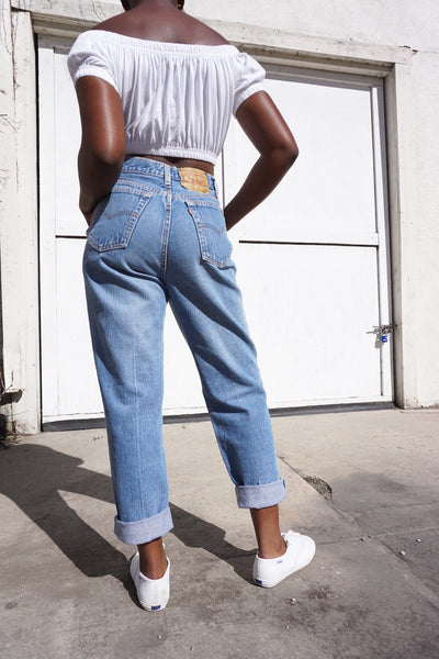 SALE Levi's 501 High Waist Sz. 27 Waist