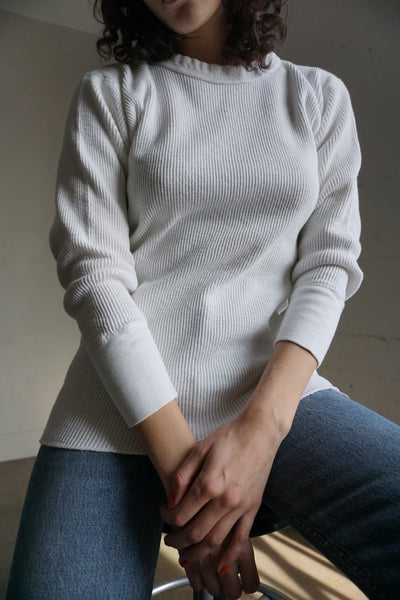 Long Sleeve Thermal Shirt, Sz. M - L