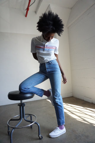 80s Levi's 501 Jeans, Tapered, Sz. 27 x 31