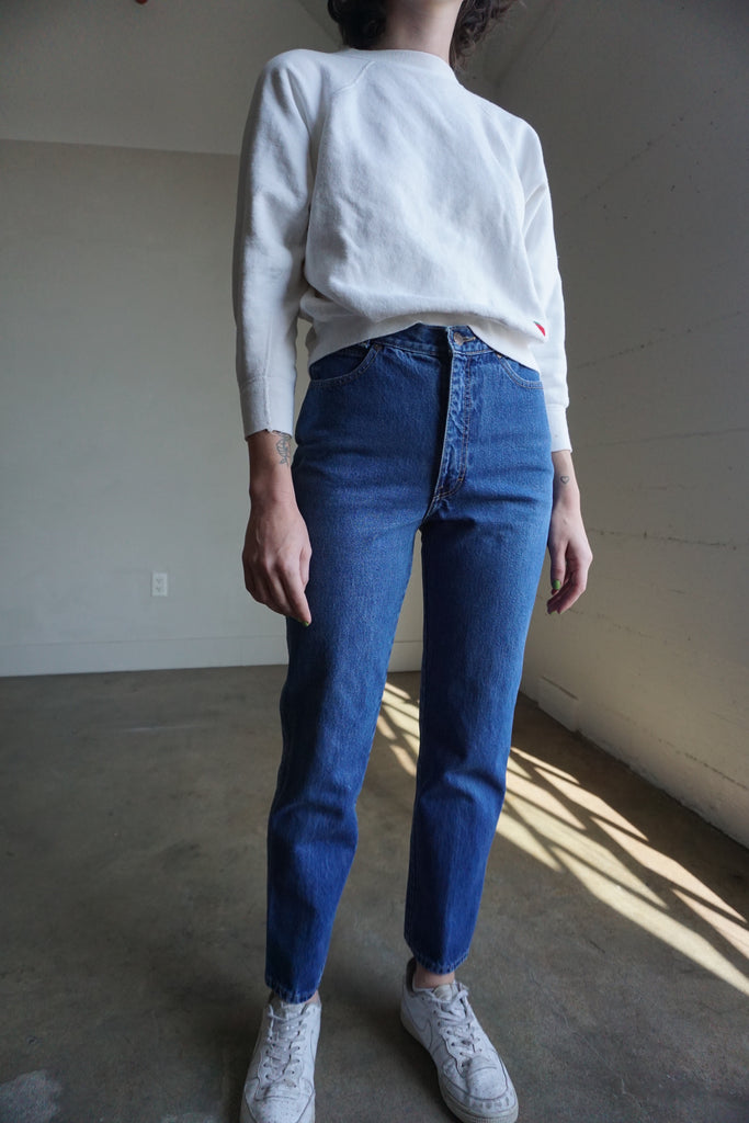 SALE High Waisted Calvin Klein Jeans, Sz. 26.5 x 29