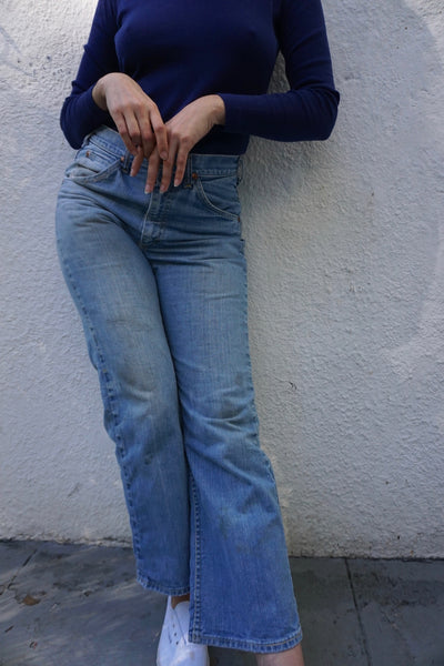 70s Lee Flare Jeans Sz. 27.5 x 28
