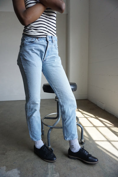 Levi's 501 Jeans Medium Wash, Sz. 28 x 29.5