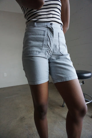 SALE High Waisted Sailor Shorts