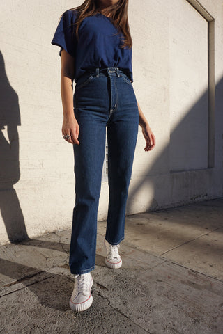 80s High Waist Jeans by Chic Sz. 23.5 x 29