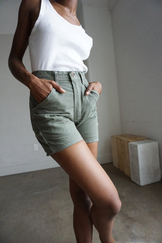 SALE Utility Green Stan Ray Shorts, Multiple Sizes