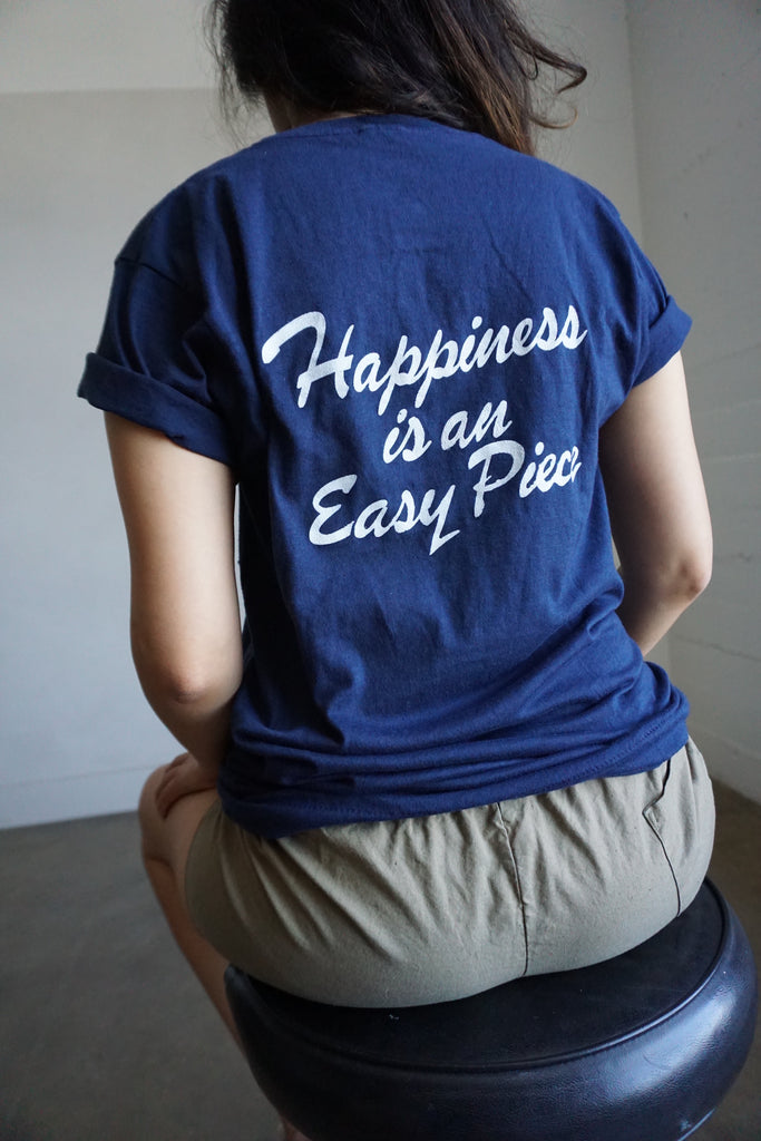 Easy Pieces Tee, Sz. M