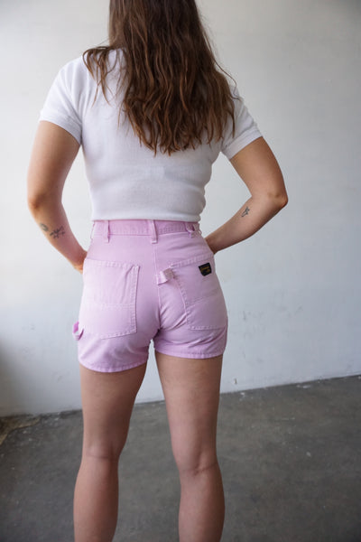 Bubble Gum Stanley Shorts, Multiple Sizes