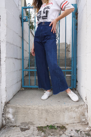 SALE 70s Levi's High Waist Bell Bottoms Sz. 27 x 28