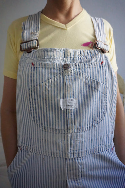 Conductor Stripe Overalls by Big Mac, Sz. 34 Waist