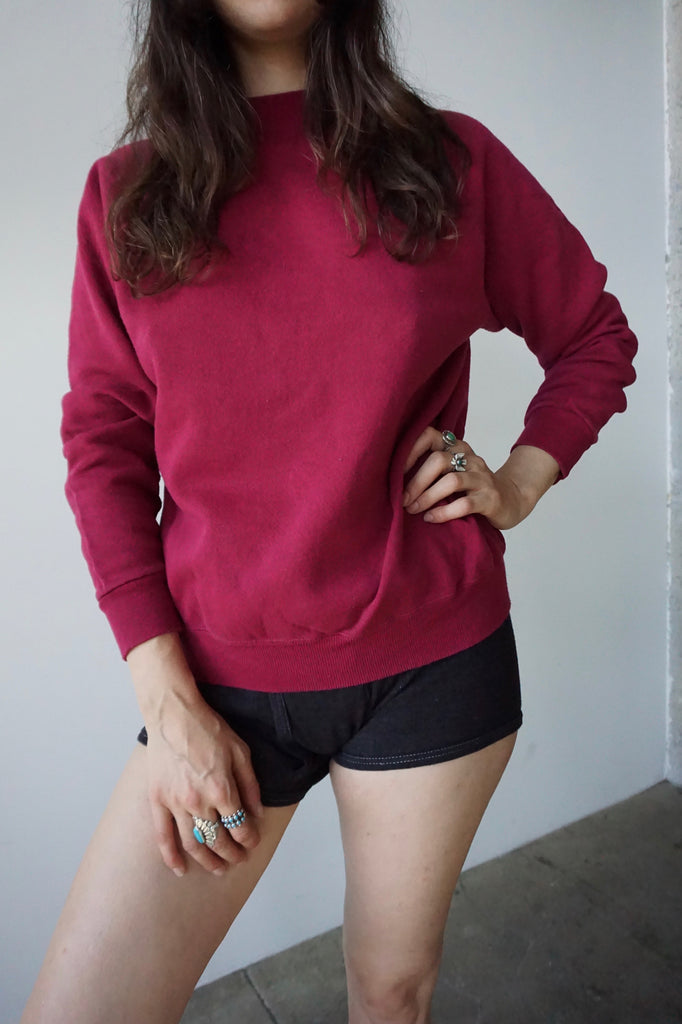90s Chambord Raglan Sweatshirt, Multiple Sizes