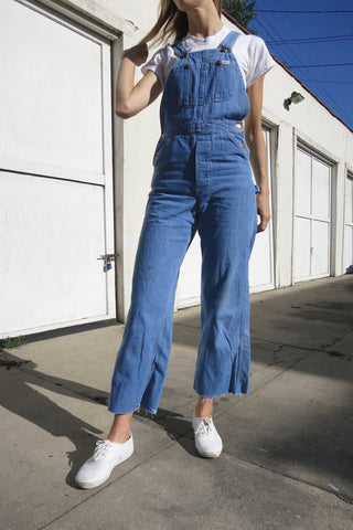 Lee Overalls 70s Denim Up to Sz. 26 Waist