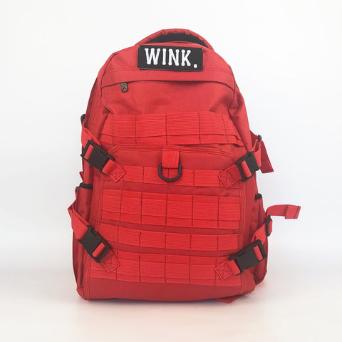Operation Alpha Backpack - Red