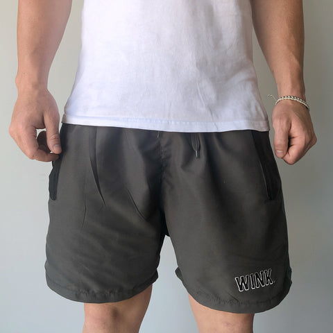 All-Day Shorts - Charcoal
