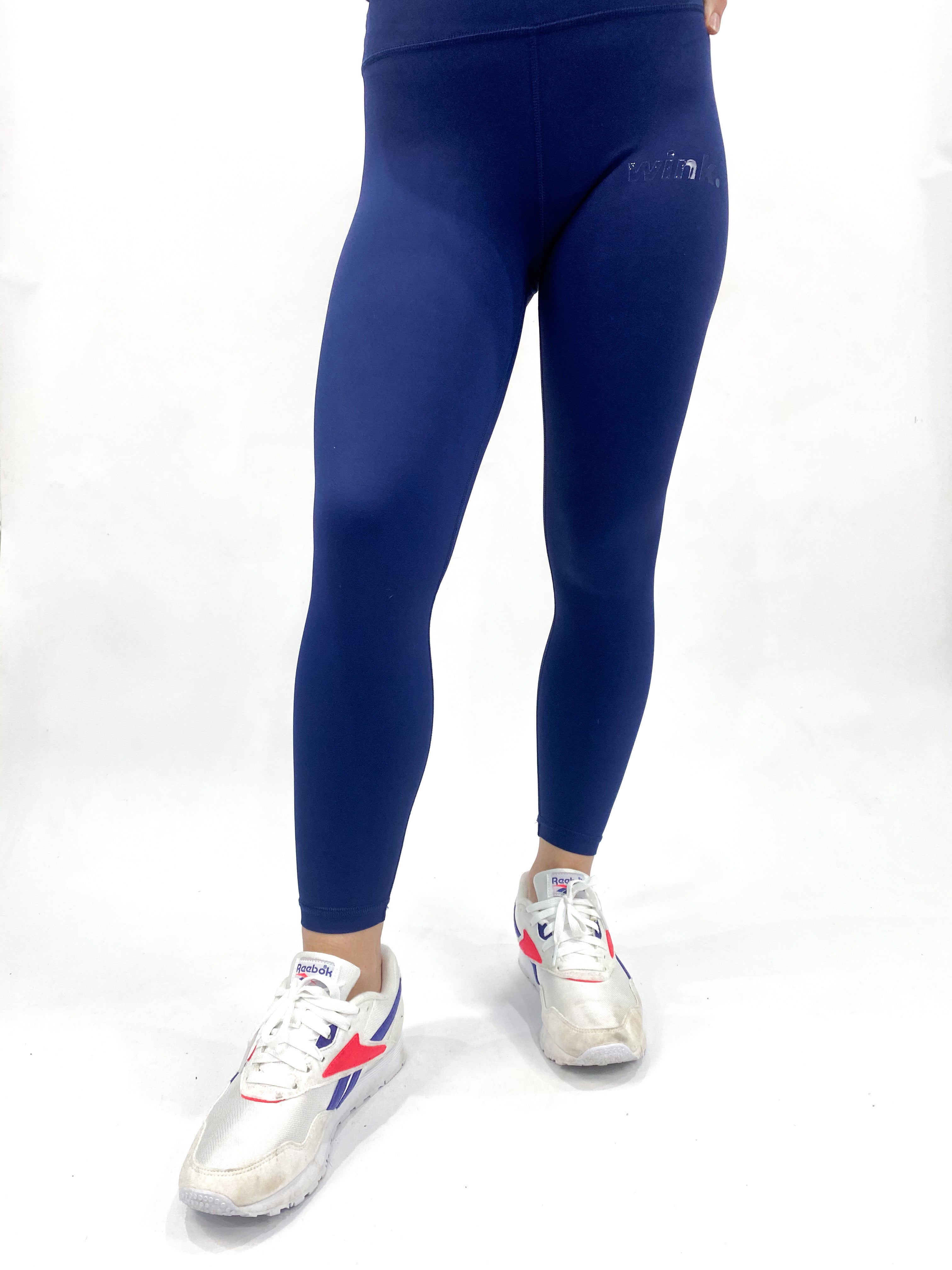 Shuri Performance Legging - Navy