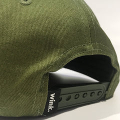 The 17' Spiller Cap - Green
