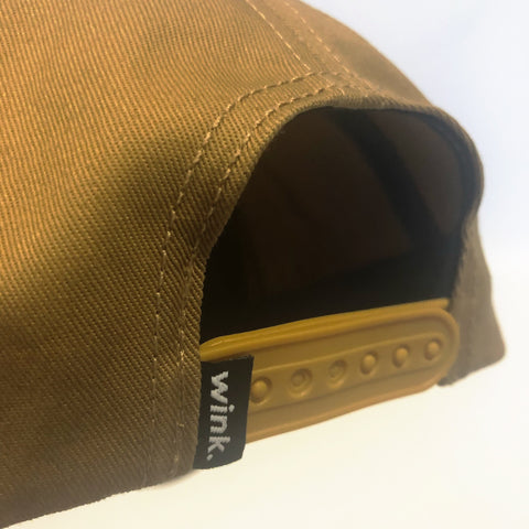 The 18' Spiller Cap - Camel