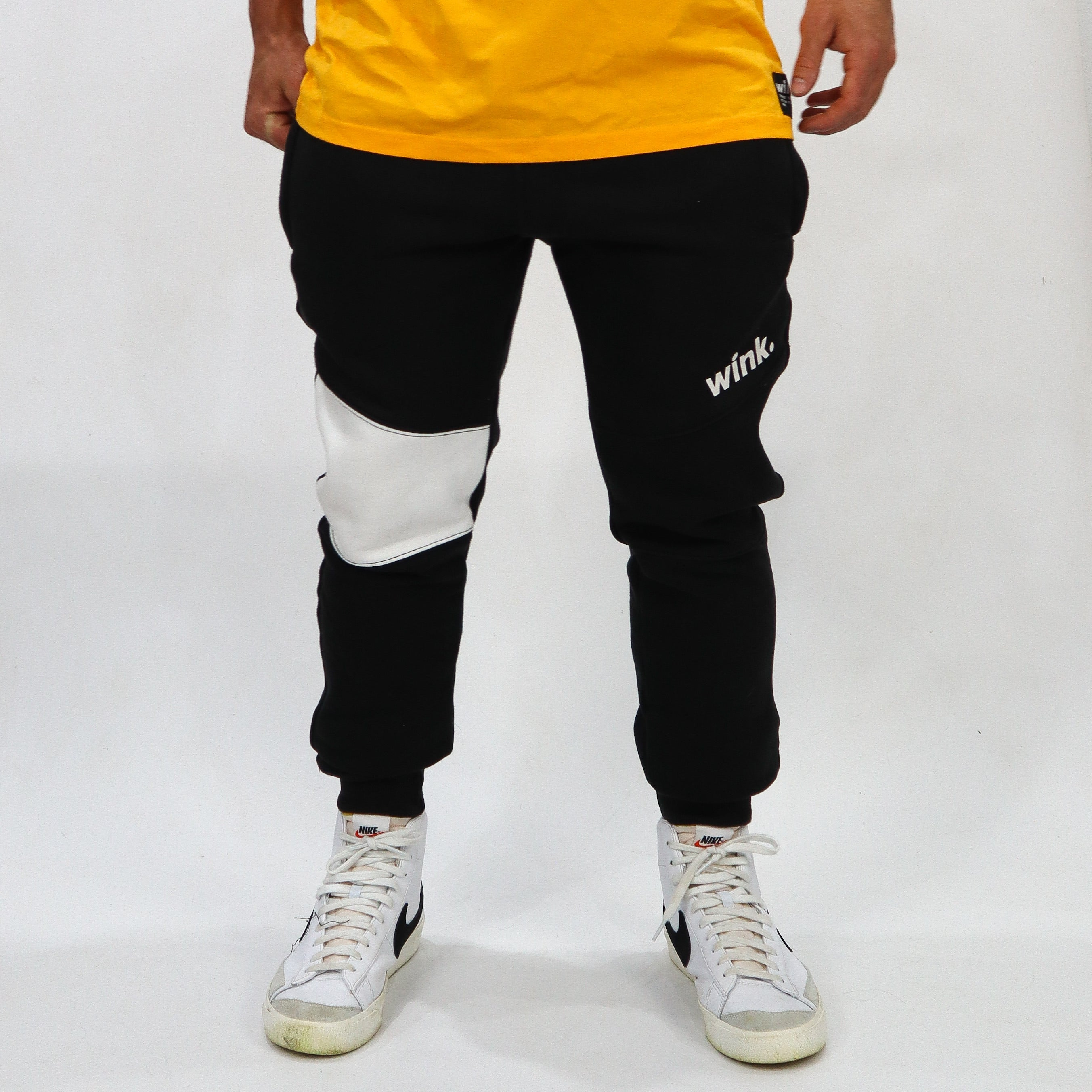 All-Track Safari Joggers - Black