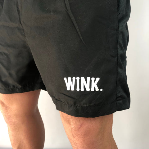 All-Day Shorts - Black Out