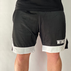 All-Baller Shorts - Black & White