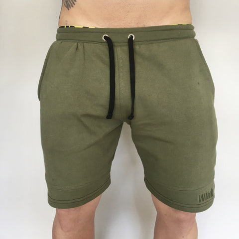 State Military Cotton Shorts