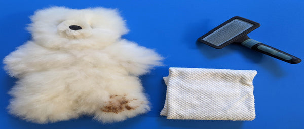 how to alpaca fur